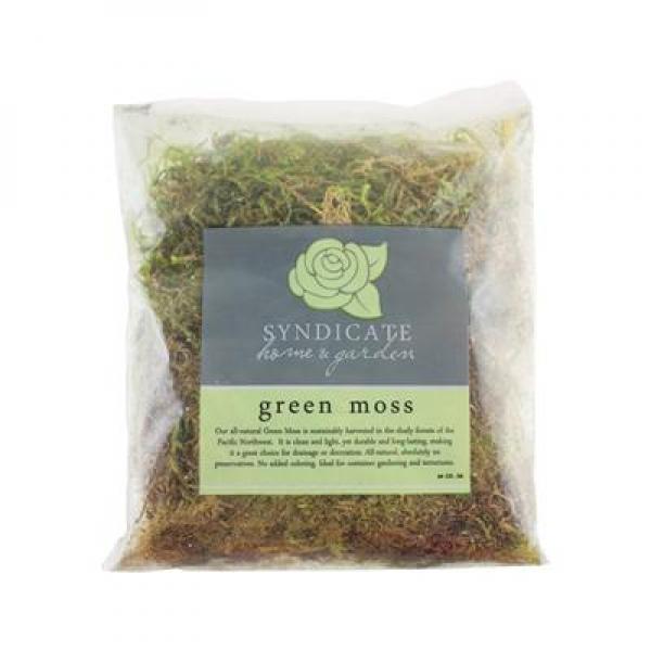Syndicate Green Moss