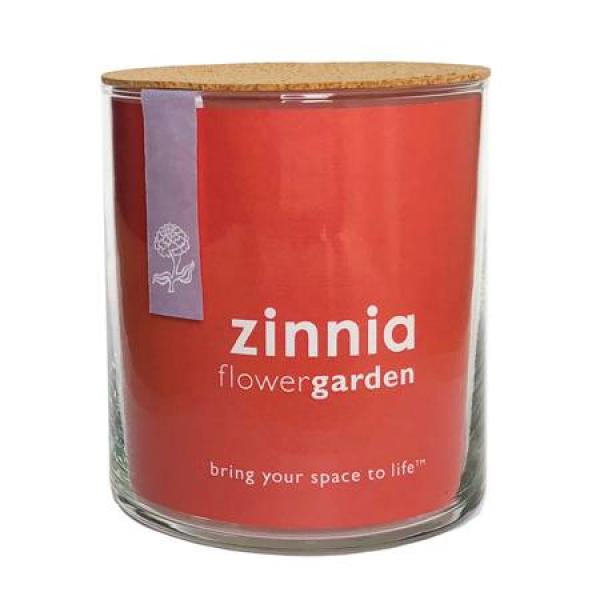Essential Zinnia Flower Garden