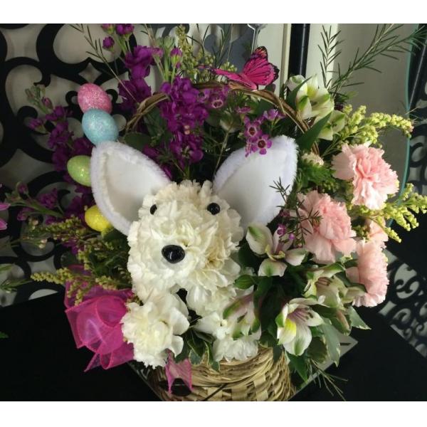 Bunny Critter Basket