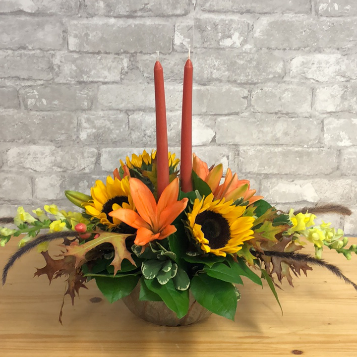 Sunflower Bounty Centerpiece