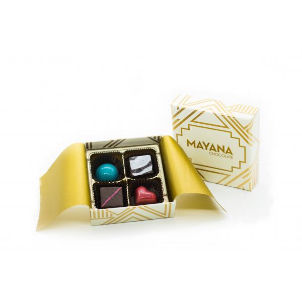 Mayana Chocolate Small Box of Chocolates