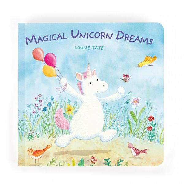 Magical Unicorn Book