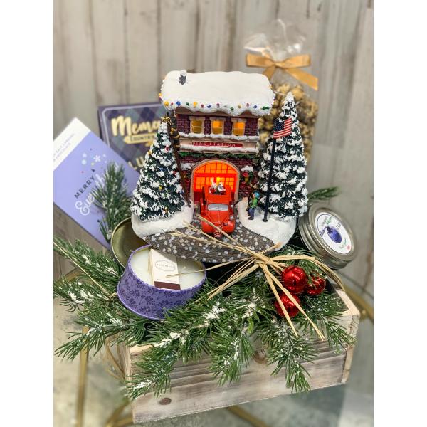 Christmas Box • Keepsake