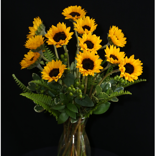 Simply Sunflowers