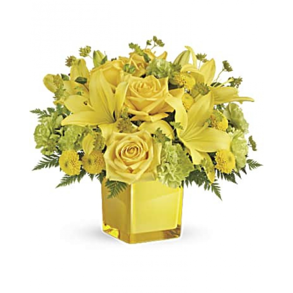 Sunny Mood Bouquet