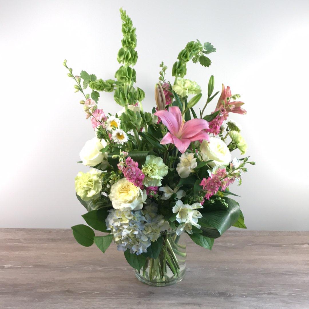 George's Premium Garden Vase