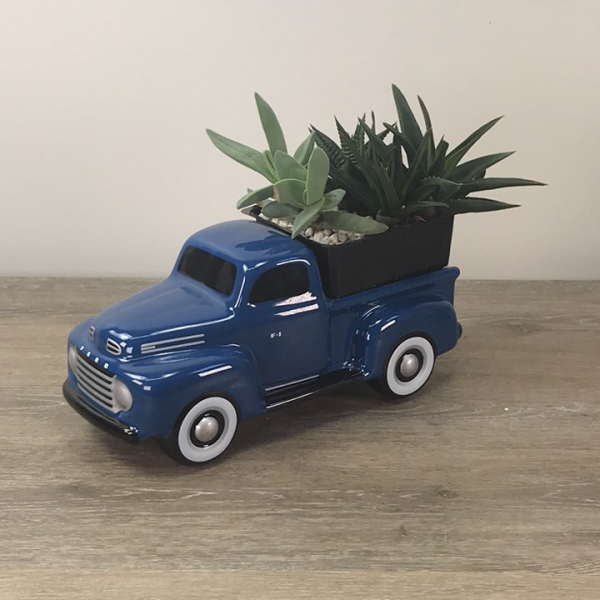 Fantastic 48 Ford F-1 Pickup Planter