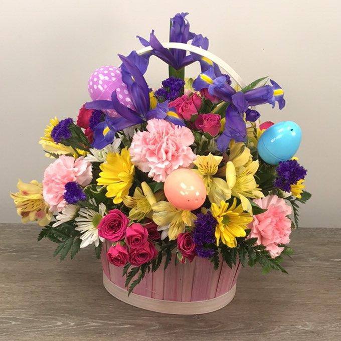 George's Easter Basket