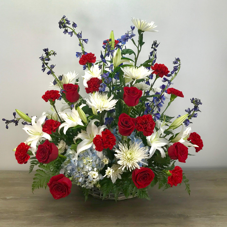 American Beauty Basket