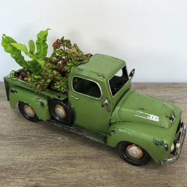 George's Antique Truck Planter