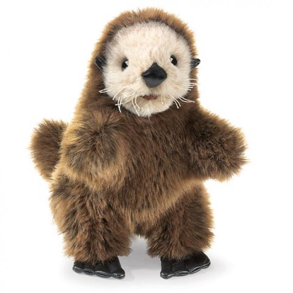 Baby Sea Otter