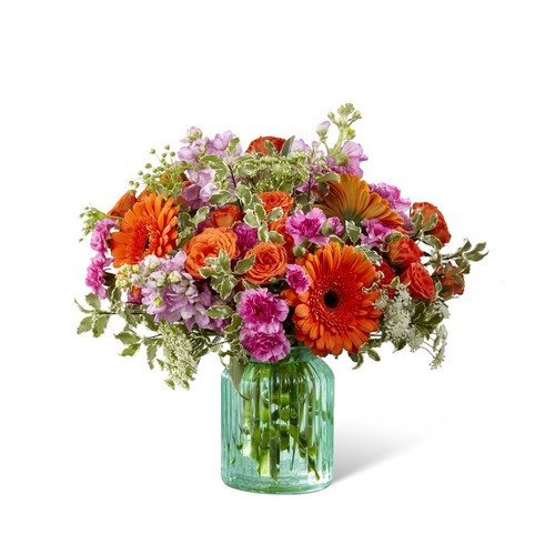 Aqua Escape Bouquet by Better Homes and Gardens
