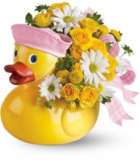 Ducky Delight Girl