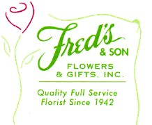 Fred's Flowers & Gifts