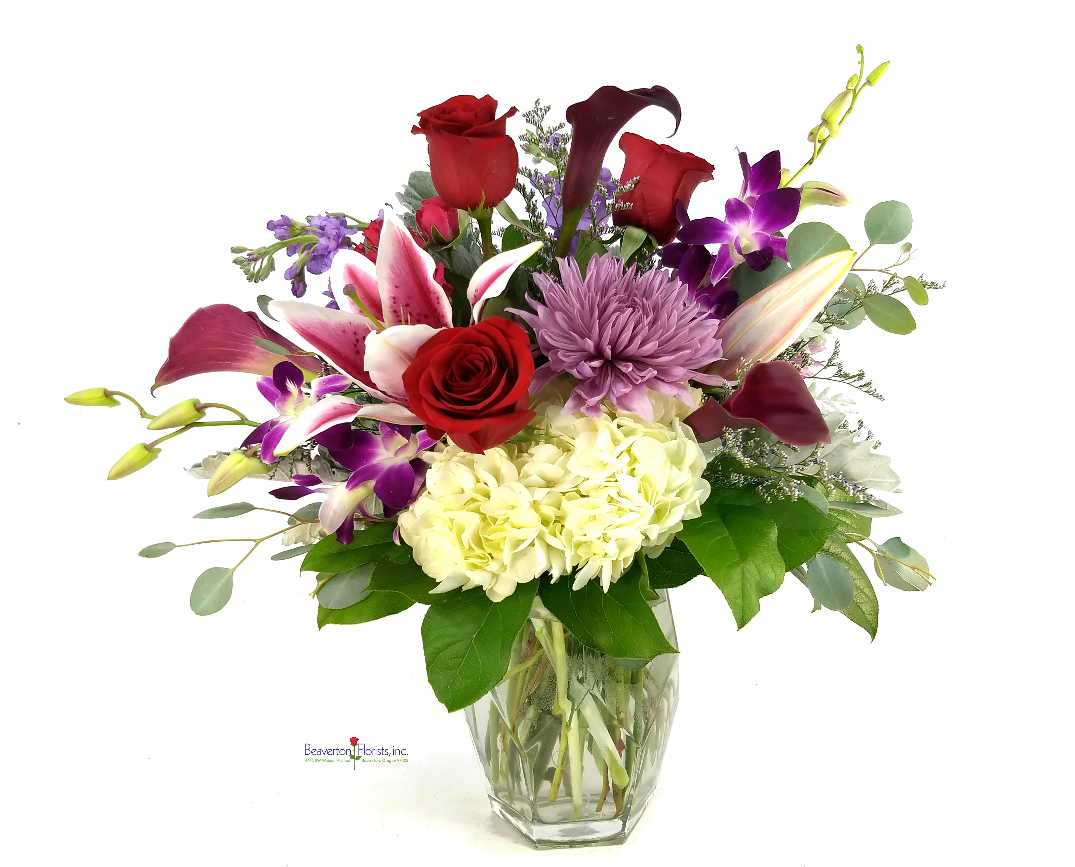 Happy Anniversary! Bouquet As Shown