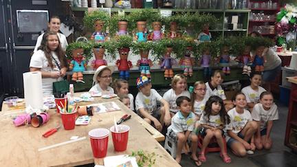 Log Cabin Children's Workshop