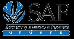 Society of American Florists Logo