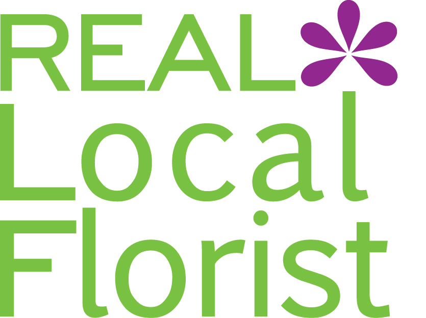 Real Local Florist Logo