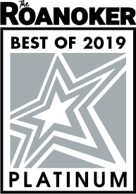 Roanoker Best of 2019 Platinum