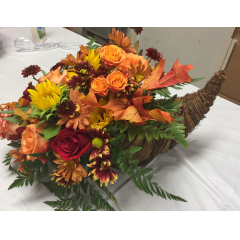 A great centerpiece for Thanksgiving. Prices shown are LOCAL. Out of town orders should use the PREMIUM price point.
