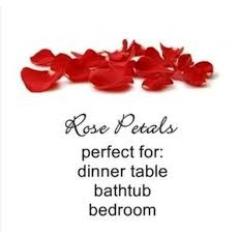 Rose Petals sm, med, gallon Addon