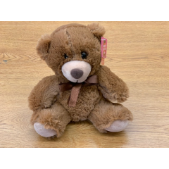 Brown Cuddle Bear Addon