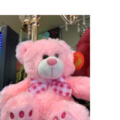 Pink Cuddle Bear Addon