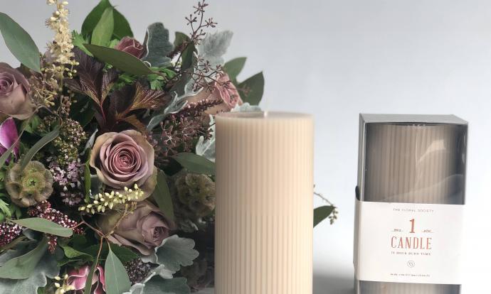 Floral Society Fancy Pillar alternative image 3
