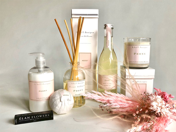 Peony Bath and Body Collection alternative