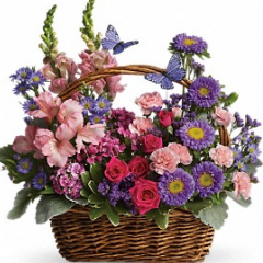 Country Basket - As Shown