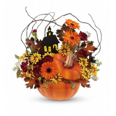 Haunted House Bouquet - As Shown