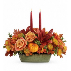 Country Oven Centerpiece - Deluxe