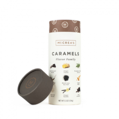 Tube of Gourmet Caramels Addon