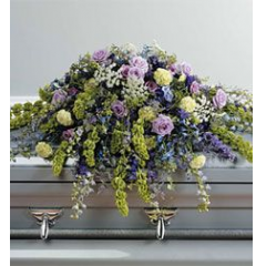 To Cover The Top Of The Casket With A Walk In The Lush Countryside. Charming