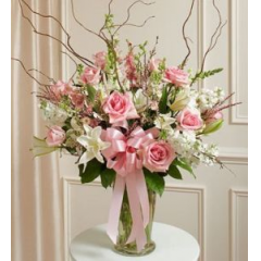 Echoing The Exuberance Found Throughout The Season This Beautiful Bouquet Is Perfect As A Funeral Tribute To The Home.
