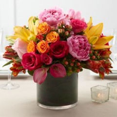 Bright & Beautiful Centerpiece Set To Bring Color And Life To Your Wedding Reception!