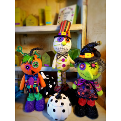WE LOVE HALLOWEEN AND ALL THE FUN THAT GOES WITH IT! CALL US TODAY AND LET US CREATE A SPOOKTACULAR HALLOWEEN ARRANGEMENT THAT WILL HAVE EVERYONE TURNING THEIR HEADS!  ***For Local Delivery Only*** CERAMIC PUMPKINS  VARY IN PRICE.