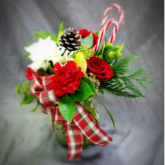 A perfect thank you gift for a special teacher, hair dresser or life saver person in your life! These little bouquets say, you are special !