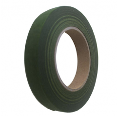 2 Rolls of Floral Tape, dark green in color