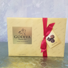 Surprise that someone special with a beautiful collection of fine Godiva Assorted Chocolates! (10.9 oz)