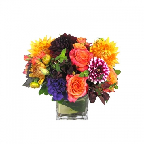 The flower bar larchmont florist ny same day flower delivery autumn evening mightylinksfo
