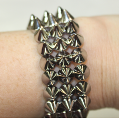 DiBella Flowers & Gifts Las Vegas - Spiked Wristlet to accent your corsage! Can be later used as a bracelet.
