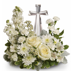 DiBella Flowers & Gifts Las Vegas - Teleflora Divine Peace