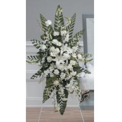 DiBella Flowers & Gifts Las Vegas - White Standing Spray CTT2-11