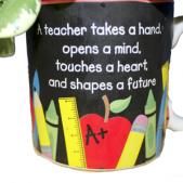 Shaping the Future Mug Arrangement