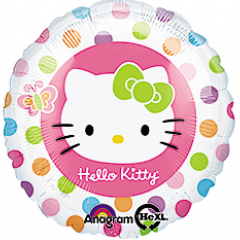 DiBella Flowers & Gifts Las Vegas - Hello Kitty Foil Balloon