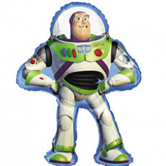 DiBella Flowers & Gifts Las Vegas - Buzz Lightyear Foil Mylar 35 inches tall this awesome Buzz Lightyear is perfect for any Toy Story Fan.