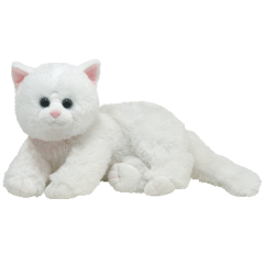 Crystal - White Cat