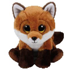 Fay Beanie Boo brown fox - small