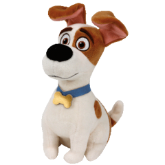 Max Beanie Baby Secret Life of Pets